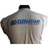 TILLOTSON RACING T - SHIRT GREY