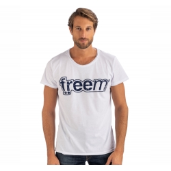 FREEM T-SHIRT WHITE