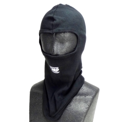 OMP BALACLAVA BLACK COTTON