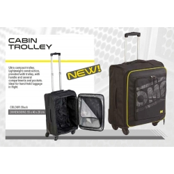 CABIN TROLLLEY BAG WITH WHEELS OMP