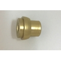 EXHAUST SPRING GOLD 25MM