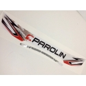 KARTING123 VISOR STICKER