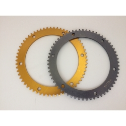 SPROCKET CARRIER D50 BLUE