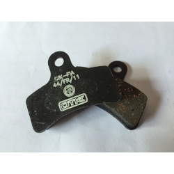 PAIR OTK FRONT BRAKE PADS KZ  SA3 BS7 BLACK