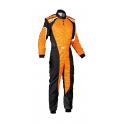 OMP SUIT KS3 ORANGE FLUOR