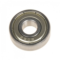 STUBAXLE BEARING  608Z - M8 bolt x 22 mm Ext.