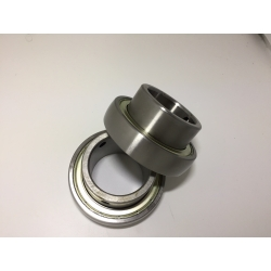 PAIR REAR AXLE BEARINGS 50MM