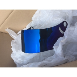 ARAI VISOR CK6 BLUE MIRROR IRIDIUM