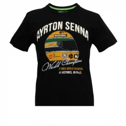 T SHIRT AYRTON SENNA VINTAGE COLLECTION