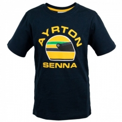 T SHIRT AYRTON SENNA KID COLLECTION