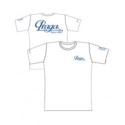T SHIRT PRAGA WHITE