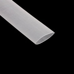 HEAT SHRINK TUBING TRANSPARENT 0.5 MTR