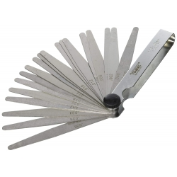 FEELER GAUGE PLUGS 0.05-1.00 MM - 20 blades