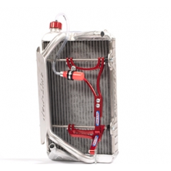 RED SUPPORT KIT NEWLINE RADIATOR BIG