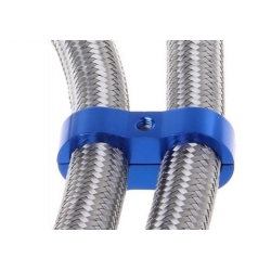 ALUMINUM CLAPS FOR FUEL LINE AND BRAKE HOSE