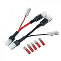 BATTERY JUNCTION CABLE KIT FOR DC-DC CONVERTER UNIPRO UNIGO