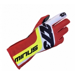GLOVES -273 SNAP RED