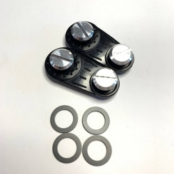 OMP VISOR SCREW KIT