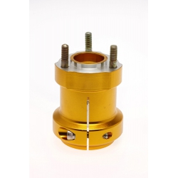 REAR HUB D50 X 95 MM ALUMINIUM GOLD