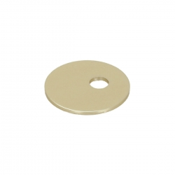 SEAT SECURITY WASHER M8 - D.40 x 2 mm GOLD