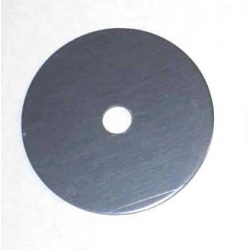 SEAT SECURITY WASHER ALUMINUM M8 - D.60 x 2 mm