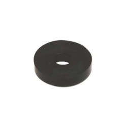 FLOORTRAY RUBBER WASHER M6 BLACK