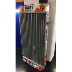 STICKER RADIATOR IAME X30 MEDIUM SIZE