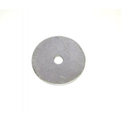 SEAT SECURITY WASHER ALUMINUM M8 - D.50 x 1 mm