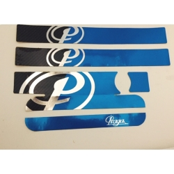 STICKER KIT BIG RADIATOR IAME X30