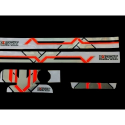 STICKER MINI RADIATOR IAME X30