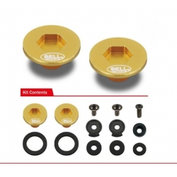 BELL SCREW KIT GOLD SERIE 07