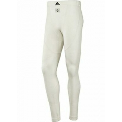 ADIDAS WHITE RACING LONG JOHN FIA STANDARD NOMEX