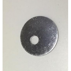 SEAT SECURITY WASHER M8 - D.40 x 2 mm BLACK