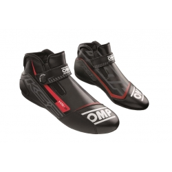 OMP KS2 BOOTS MY21 BLACK