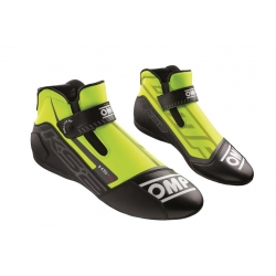 OMP KS2 BOOTS MY21 YELLOW FLUO