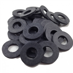 RUBBER WASHER NEOPRENE M8 X 20MM (2MM)