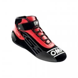 OMP BOOTS KS3-21 BLACK - RED
