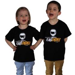 "T SHIRT CHILD ""FUTURE KART DRIVER"""