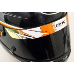 RK VISOR STICKER