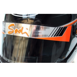 SODI VISOR STICKER