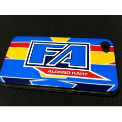 iphone 4 FA ALONSO KART