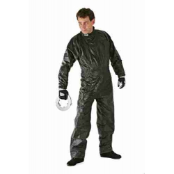 KARTING RAINSUIT BLACK