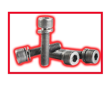 NUTS - BOLTS - WASHERS