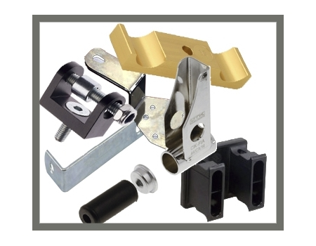 SUPPORTS - BRACKETS - CLAMPS